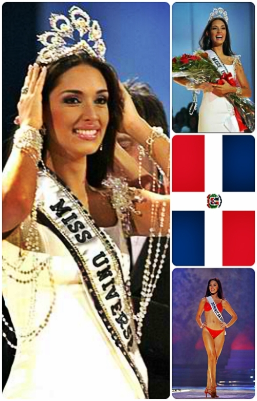 Amelia Vega Miss Universe 2003