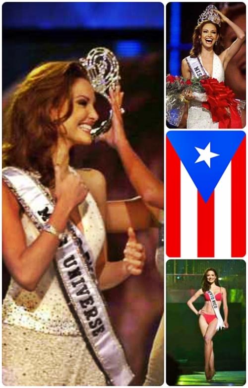 Denise Quiñones Miss Universe 2001