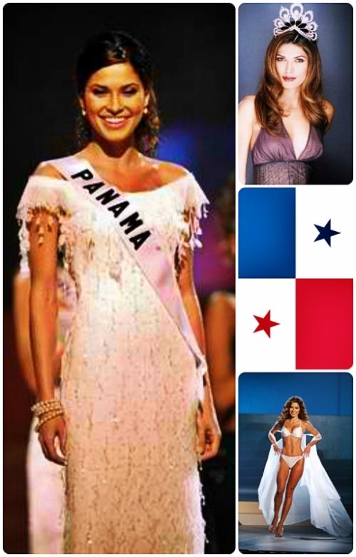 Justine Pasek Miss Universe 2002