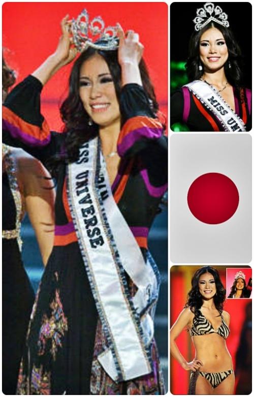 Riyo Mori Miss Japan 2007