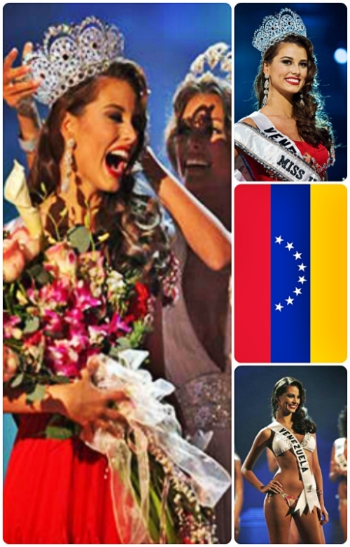 Stefania Fernandez Miss Universe 2009