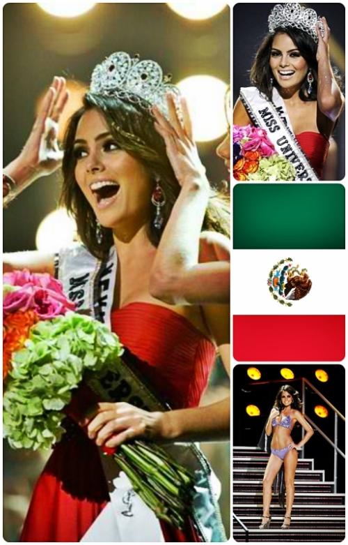 Ximena Navarette Miss Universe 2010