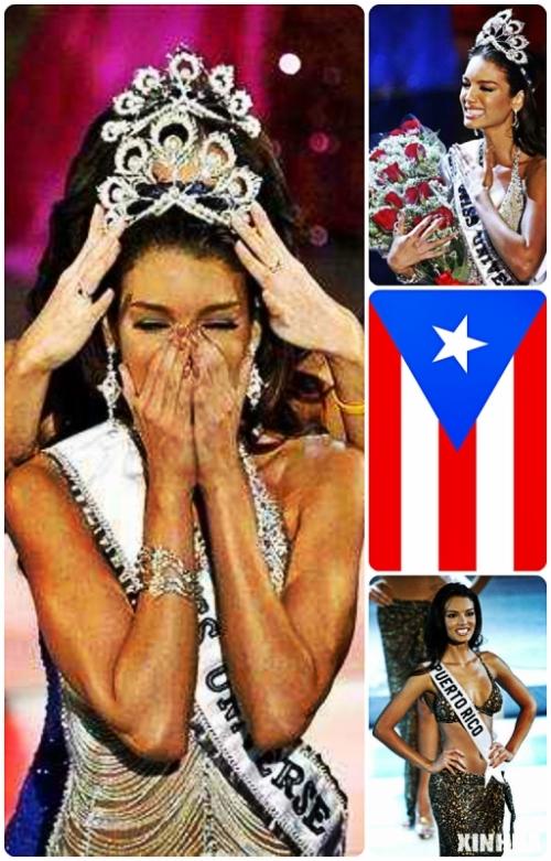 Zuleyka Rivera Miss Universe 2006
