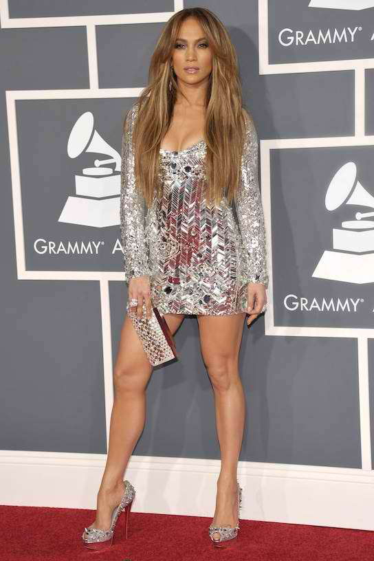 jennifer lopez 2011 grammys dress. 2011 Grammy Awards Best
