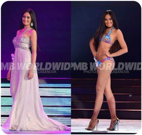 Diane Necio, Binibining Pilipinas International 2011