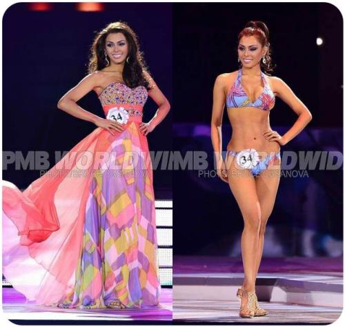 Mary Jean Lastimosa, Binibining Pilipinas 2011 Second Runner Up