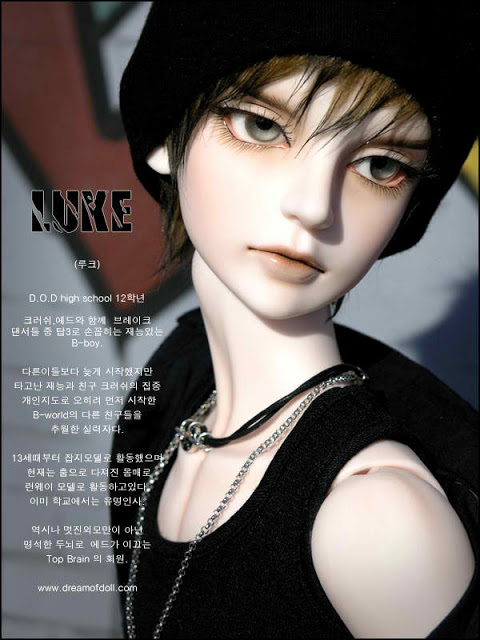 Luke Version No.1 from Dream Of Doll
