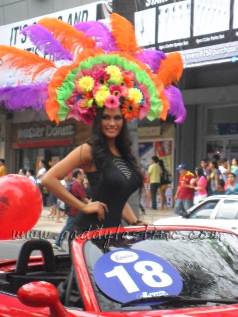 Janine Tugonon - Binibining Pilipinas 2011 1st Runner-up