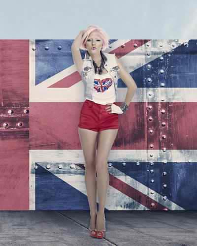 Model Sophie Sumner Was