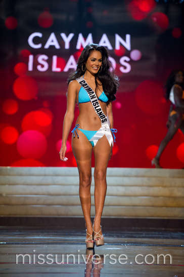 3. Cayman Islands - Lindsay Japal