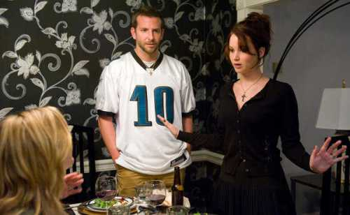 A Scene from Silver Linings Playbook