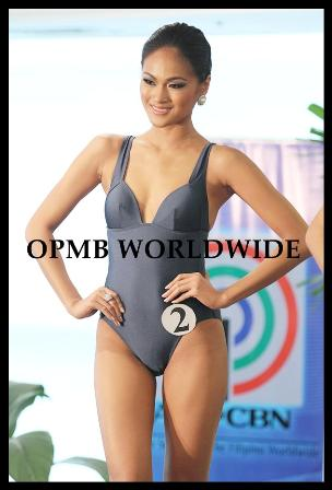 Ria Rabajante is the lovechild of Mirriam Qiuambao and Janine Tugonon - She could be the darkhorse of this competition!
