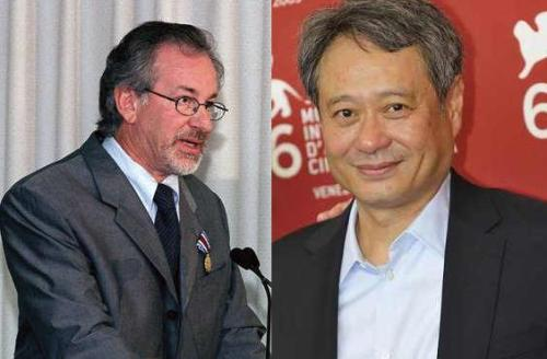 It should only be between Steven Spielberg and Ang Lee