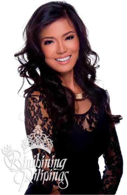 Binibini No.3 Zandra Flores