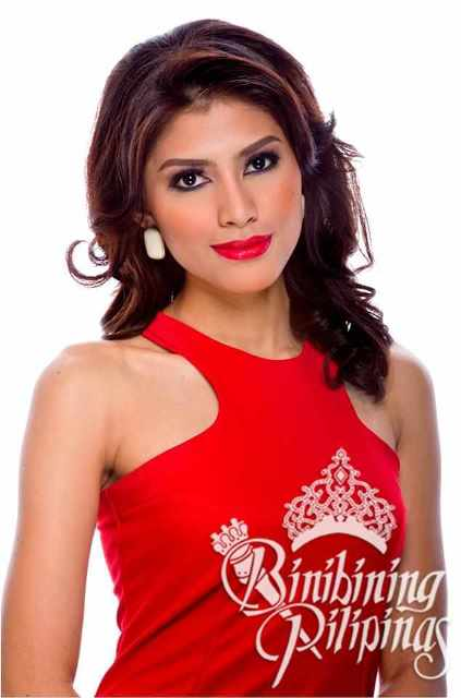 Binibini No 36 Angel May Villafuerte