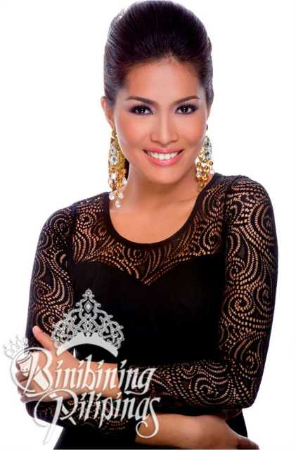 Binibini No 49 Herlie Kim Artugue