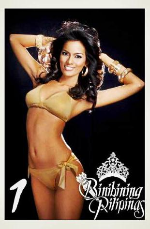 Binibini 13 Charmaine Elima's still holding on to the top spot! Is she really THE ONE?
