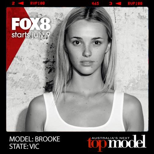 Brooke Hogan  21 Melbourne  VictoriaBrooke Hogan 2013