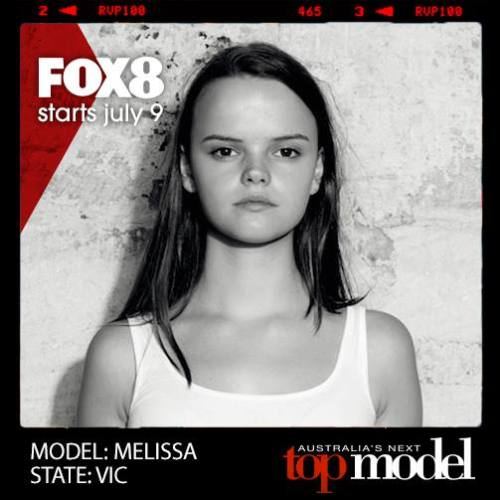 Melissa Juratowitch, 16 Melbourne, Victoria