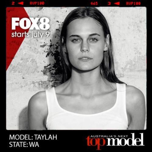 Taylah Roberts, 17 Perth, Western Australia