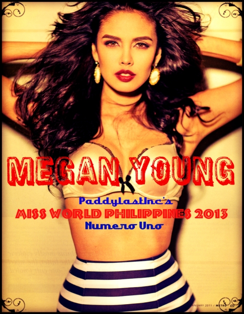 Megan Young Miss World Phils