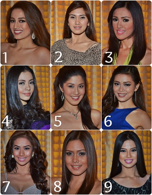 Number 1 - 9