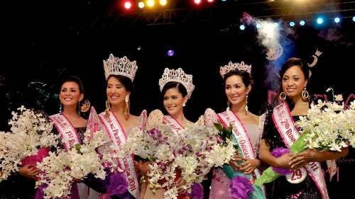 Bea During Mutya Ng Pilipinas
