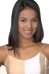"Dorothy Joy Pagurayan—19, 5'6"", from Tuguegarao City, Cagayan"