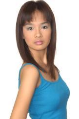 "Sara Kae Custodio—19, 5'9"", from Cabuyao, Laguna"