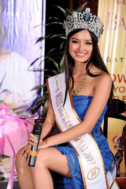 Mutya Johanna Datul, Miss Supranational 2013