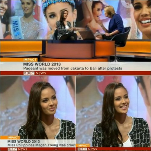Megan BBC Interview 1