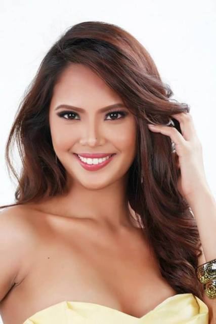 Miss Grand Philippines Ali Forbes
