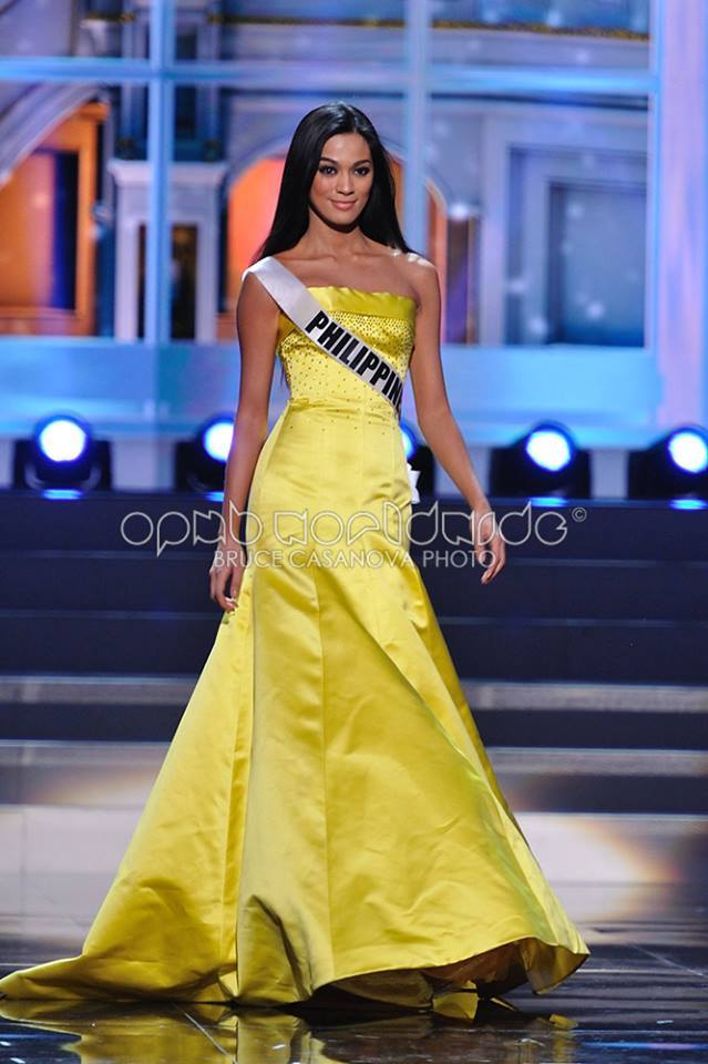 How Do You Like Ariella Arida\'s Official Evening Gown For Miss ...