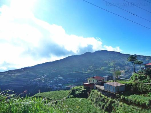 the view on our way to Sagada