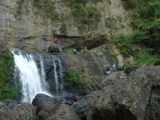 The Pongas Falls