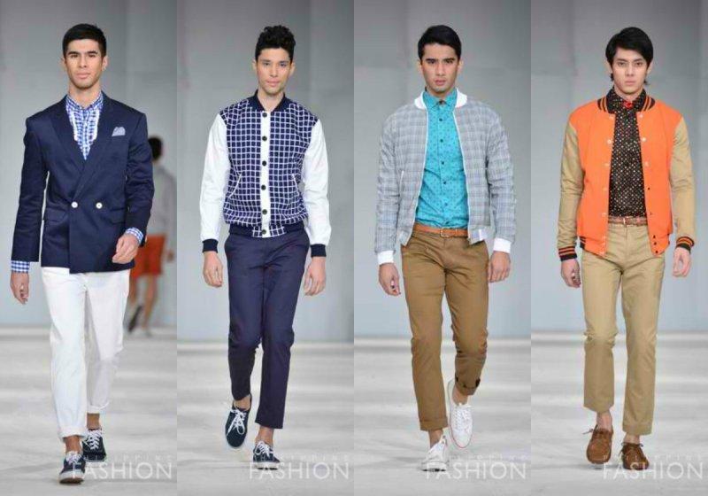 Philippine Celebrity Casual Fashion Philippine Fashion Week Paddylast Inc