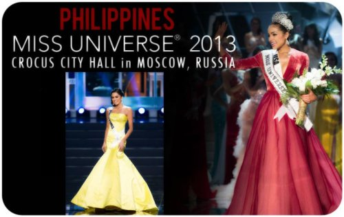 Miss Universe 2013 - Philippines