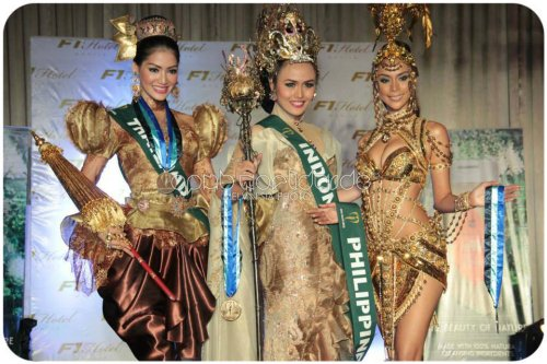 Asia First - Indonesia Second - Philippines Third - Thailand