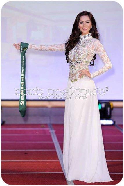 Bronze - Angelee Delos Reyes of the Philippines