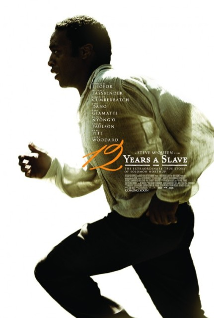 12 Years A Slave garnered 10 as expected!