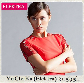 from Hong Kong, Elektra's a part time Piano and English Teacher