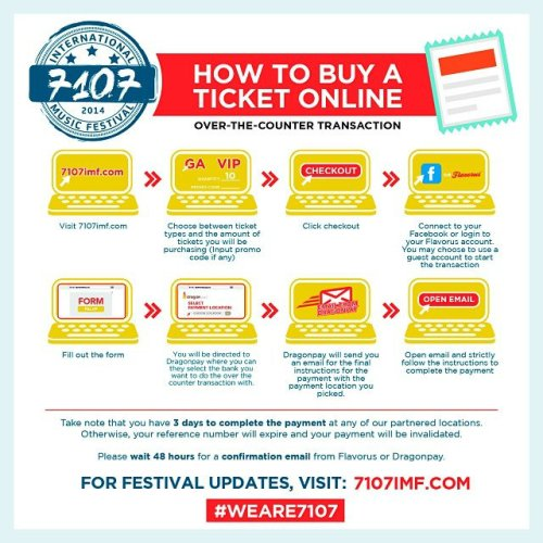 How To Buy A Ticket Online