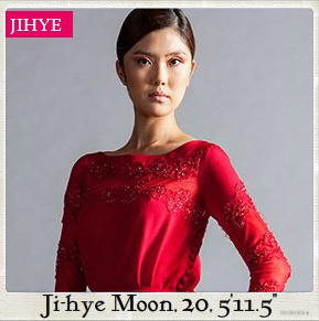 Jihye's a student from South Korea