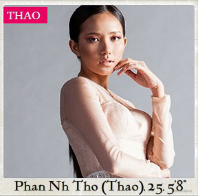 Thao's a student from Vietnam