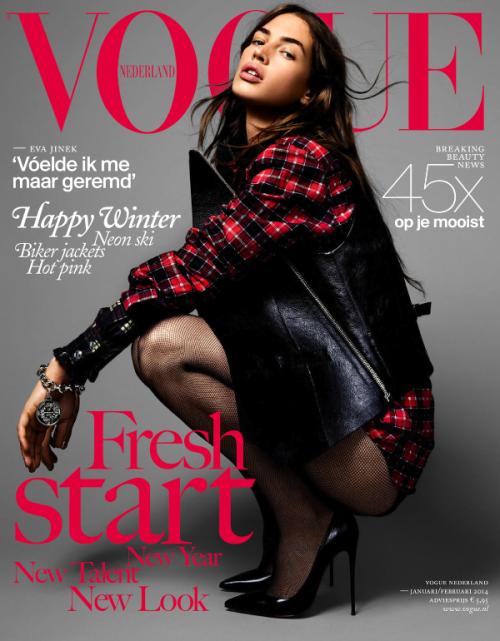 Vogue Netherlands - Crista Cober