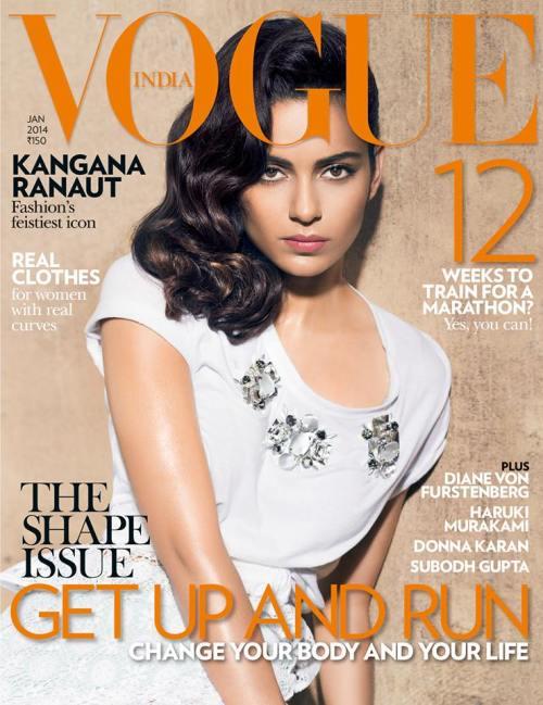 Vogue India - Kangana Ranaut