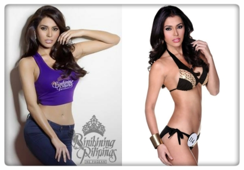 Is third time's a charm for Binibini No.25 Mary Jean Lastimosa?