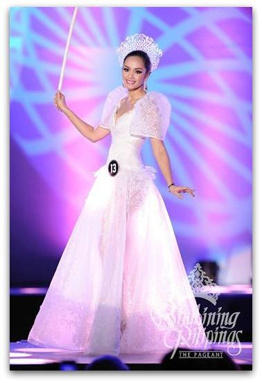 Binibini #13 Kris Tiffany Janson