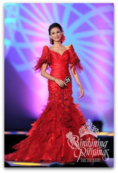 Binibini #35 Yvette Marie Santiago