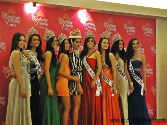 A The Queens With Bea And Mutya